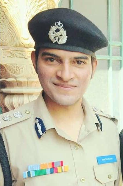 Mr. Ritesh Arora