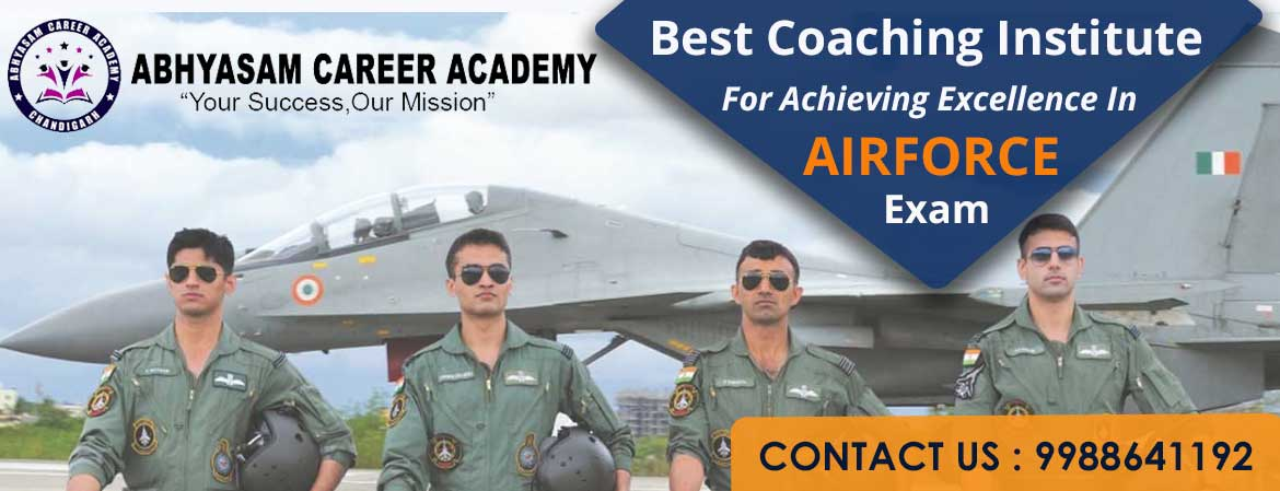 air force coaching in Chandigarh