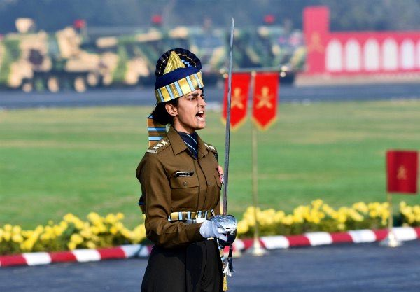 women to appear for NDA exam